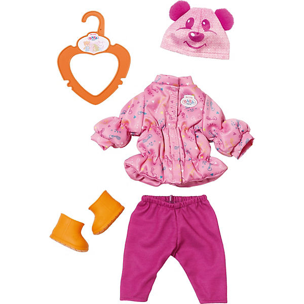 8ca95bb4ade993 My Little BABY born® Winter Outfit Puppenkleidung, My Little BABY ...