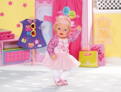 ab 3 Jahren Amia Puppen-Kleider sortiert 40-46 cm Puppen & Zubehör