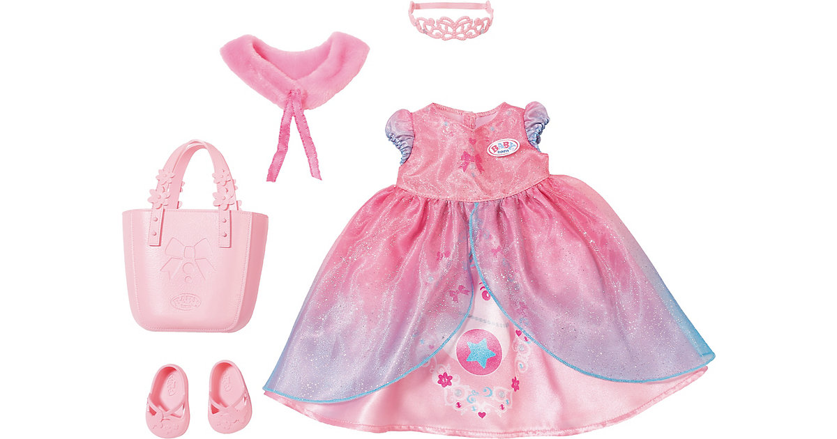 BABY born® Boutique Deluxe Shopping Prinzessin ...
