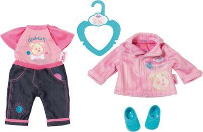 Zapf BABY born® City Deluxe Scooter Outfit Puppenzubehör Puppenkleidung Schuhe Babypuppen & Zubehör Kleidung & Accessoires