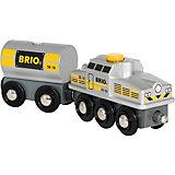 Поезд с вагоном BRIO