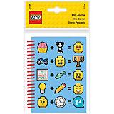 Блокнот LEGO  iconic (смайлик)