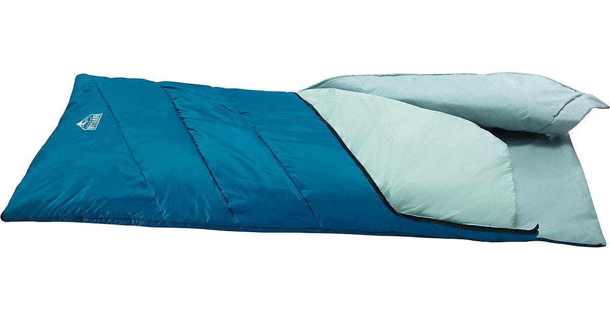 Pavillo™ Matric Zweischichten-Schlafsack, 195 x 80 cm blau