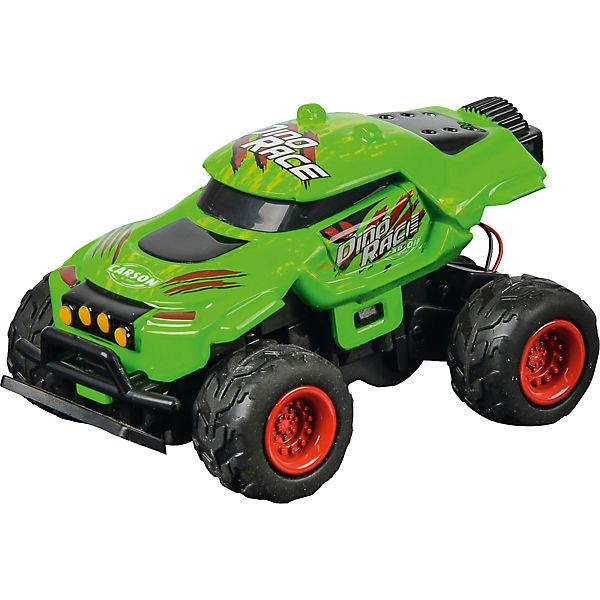 Carson 1:60 Nano Racer Dino-Race 40 MHz 100%RTR, CARSON