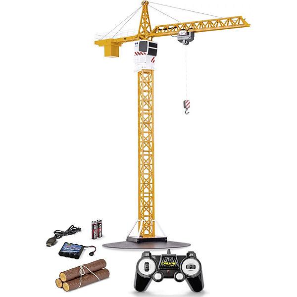 Carson 1:20 Tower Crane 2.4G 100% RTR, CARSON
