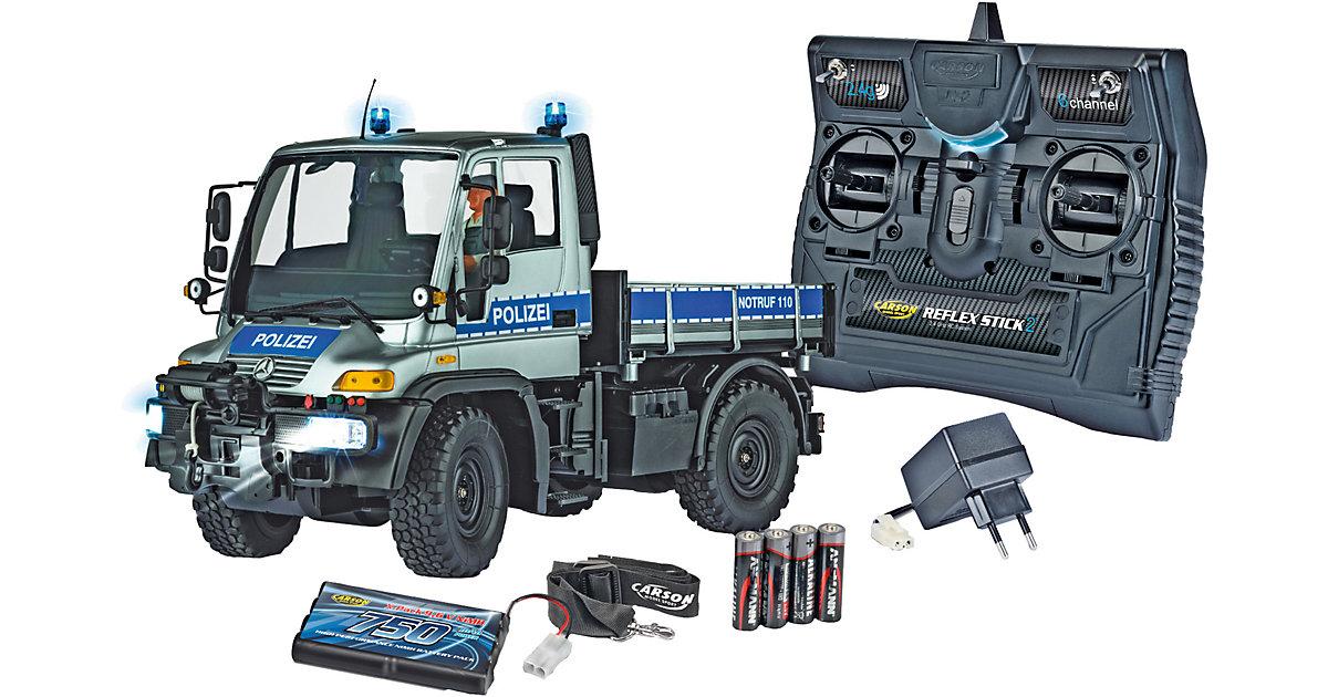 Carson 1:12 MB Unimog U300 Polizei 2.4G 100%RTR