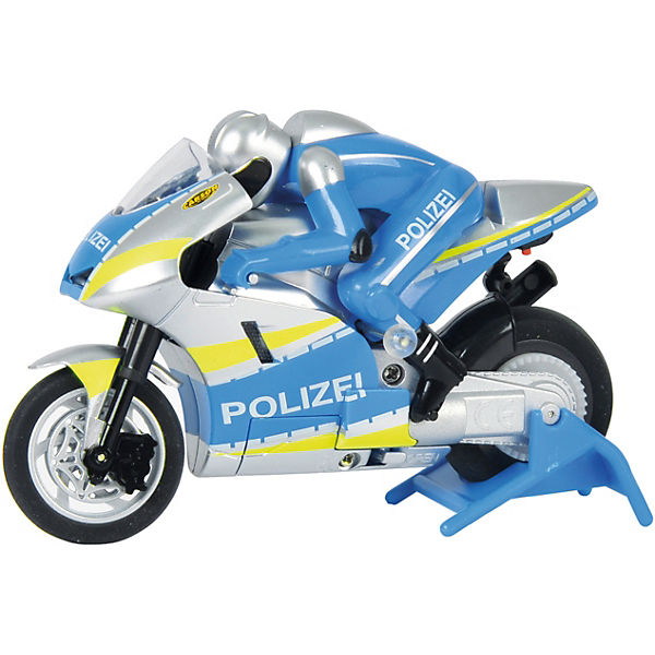 Carson Micro Bike Polizei 2.4G 100% RTR, CARSON
