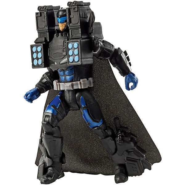 DC Justice League Movie Basis Figur Batman (15 cm), DC Super Heroes