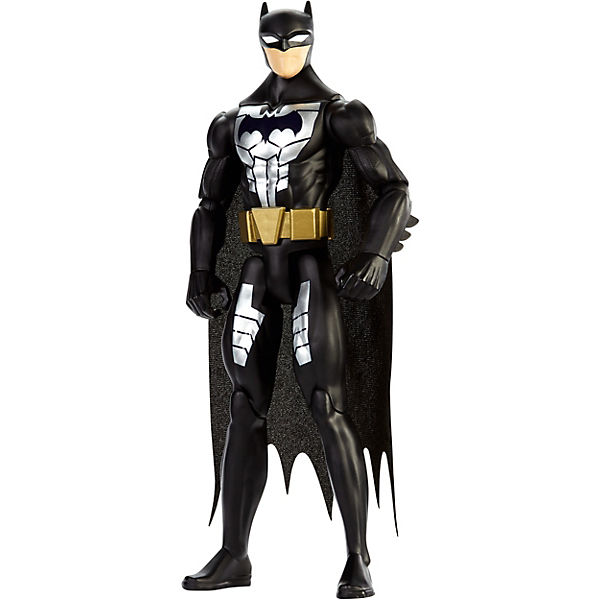 DC Justice League Basis-Figur (30 cm) Battle Ready Batman