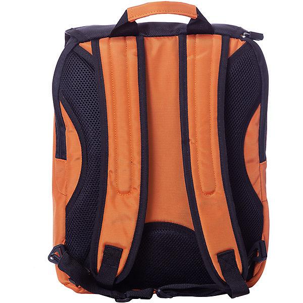 Рюкзак школьный Upixel «Young style backpack», оранжевый