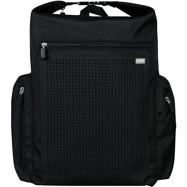 Пиксельный рюкзак большой Upixel «Summoner backpack», черный