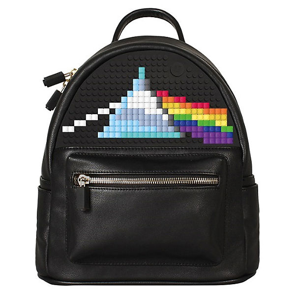Мини рюкзак Upixel «Poker Face Backpack», черный