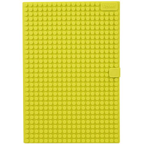 Пиксельный блокнот Upixel «notebook», банановый желтый