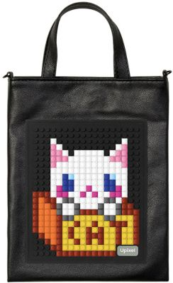 Прогулочная сумка на плечо детская Upixel, черный