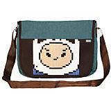 Сумка для ноутбука Upixel «Point Breaker Messenger bag», зеленый