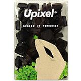 Пиксели маленькие Upixel, черный