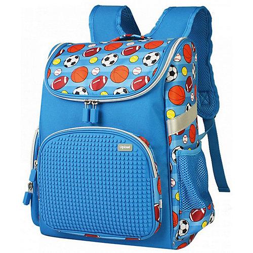 Школьный рюкзак Upixel «Game High», голубой - синий от Upixel