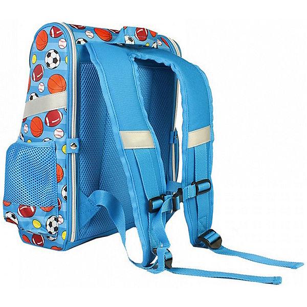 Школьный рюкзак Upixel «Game High», голубой