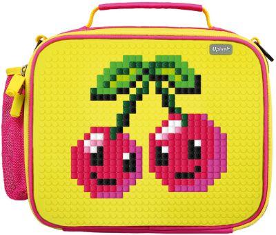 Ланчбокс Upixel «Bright Colors Lunch Box», желтый-розовый