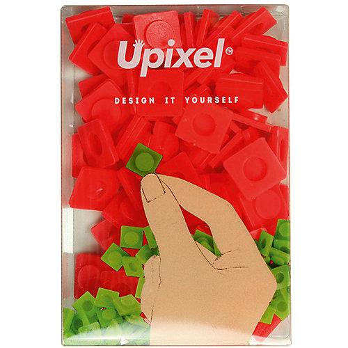 Пиксели большие Upixel, красный - красный от Upixel