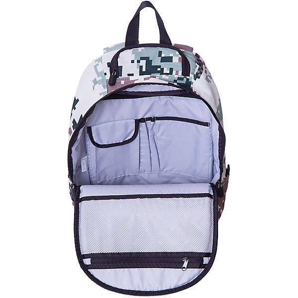 Рюкзак школьный Upixel «Camouflage Backpack», зеленый