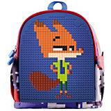 Школьный рюкзак Upixel «Dream High Kids Daysack», синий