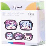Комплект пикселей собери любую из 5 картинок Upixel, 480 шт