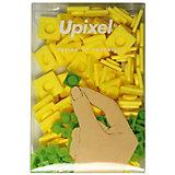 Пиксели большие Upixel, банановый желтый