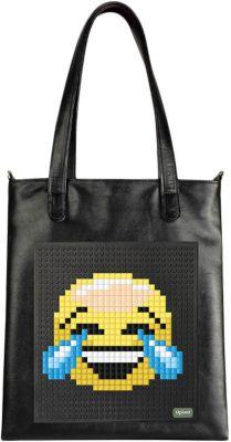 Прогулочная сумка на плечо Upixel, черный
