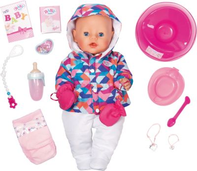 Puppe günstig kaufen Baby Born Interactive Zapf Creation 822005