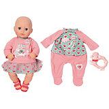 "Игрушка my first Baby Annabell ""Кукла с набором одежды"", 36 см"