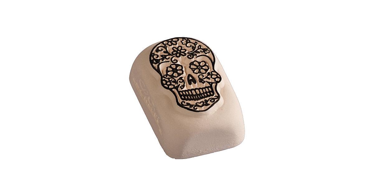 Tattoo-Stones Größe M Motiv ´´Blütenschädel´´