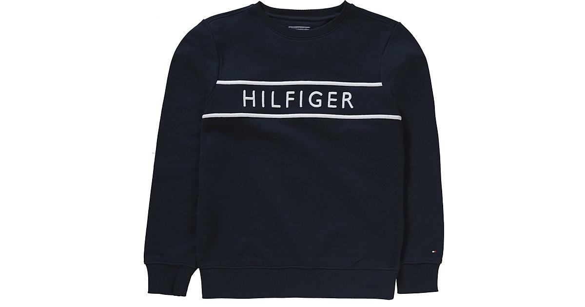 Tommy Hilfiger · Sweatshirt Gr. 128 Jungen Kinder