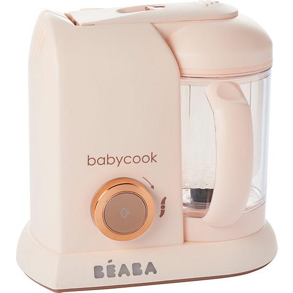 "Блендер-пароварка Beaba ""Babycook"", розовая"