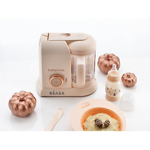 "Блендер-пароварка Beaba ""Babycook"", розовая от BÉABA"