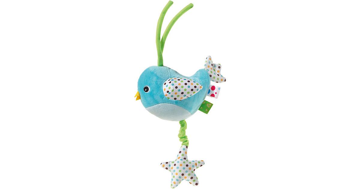 MUSIK Vogel blau