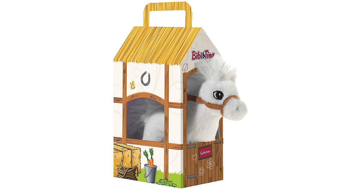 BIBI & TINA Pferd ´´Sabrina´´ stehend im Stall