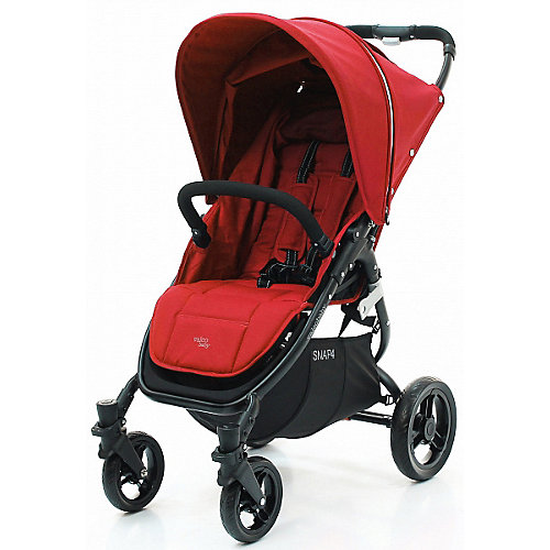 Прогулочная коляска Valco baby Snap 4 / Fire red от Valco Baby