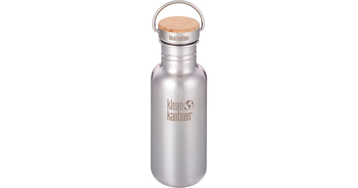 klean kanteen · Edelstahl-Trinkflasche klean kanteen Reflect Brushed Stainless, 532 ml