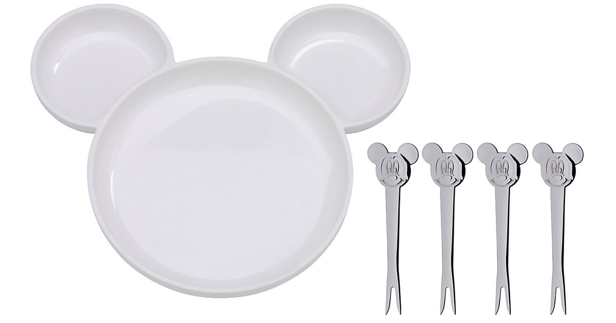 WMF · Dining-Set Mickey Mouse, 5-tlg.