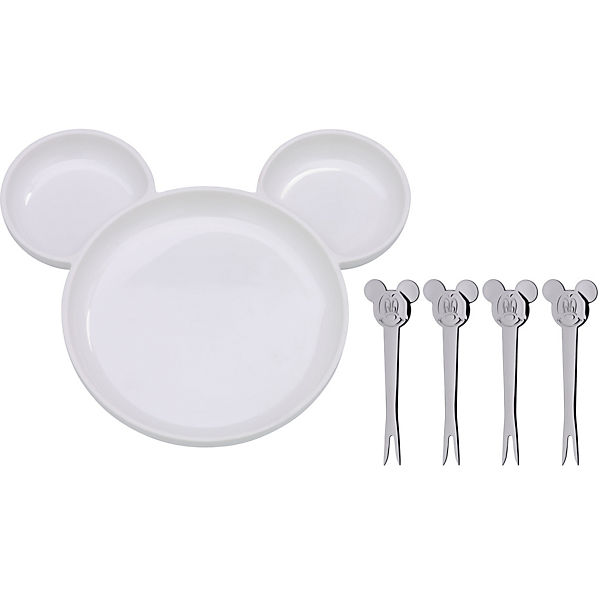 Dining-Set  Mickey Mouse, 5-tlg.