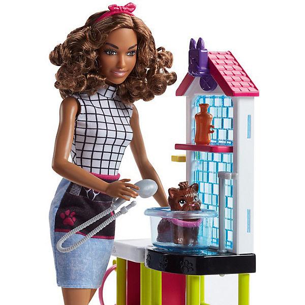 """Игровой набор Barbie """"Профессии"""" Салон для собак"""