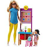 """Игровой набор Barbie """"Профессии"""" Учитель"""