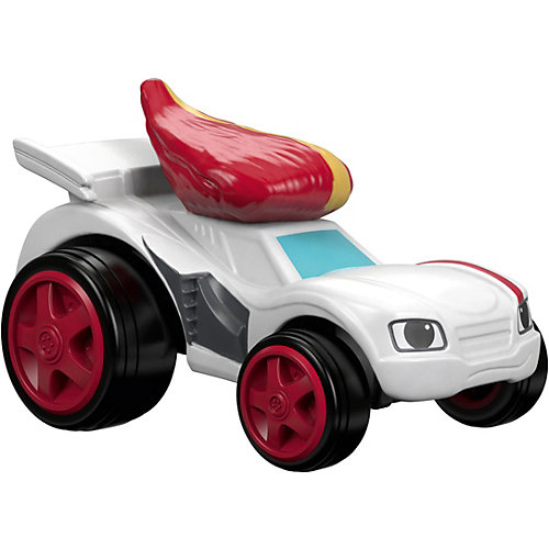 "Машинка Fisher Price ""Вспыш и чудо-машинки"" Race Car Speedrick от Mattel"