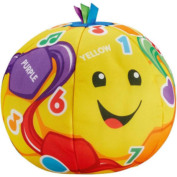 """Интерактивная игрушка Fisher Price """"Смейся и учись"""" Футбольный мячик"""
