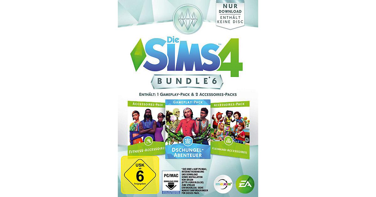 PC Die Sims 4 Bundle Pack 6 (CIAB)