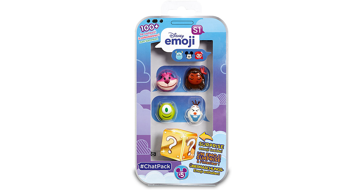 Disney Emoji - #Chat Pack