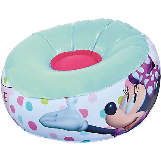 Aufblasbarer Sessel, Minnie Mouse, Disney Minnie Mouse