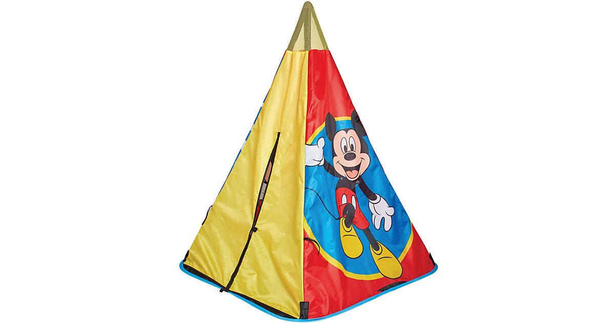 Tipi Zelt Mickey Mouse mehrfarbig | Kinderzimmer > Spielzeuge | WORLDS APART