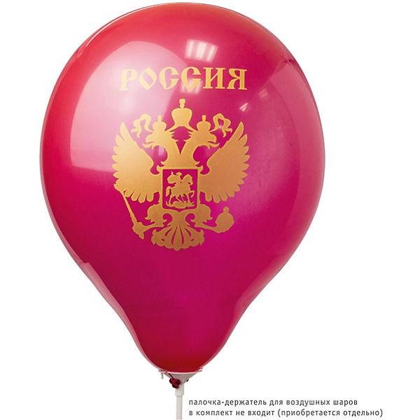 """Шары ACTION! """"Россия"""", 10 шт"""